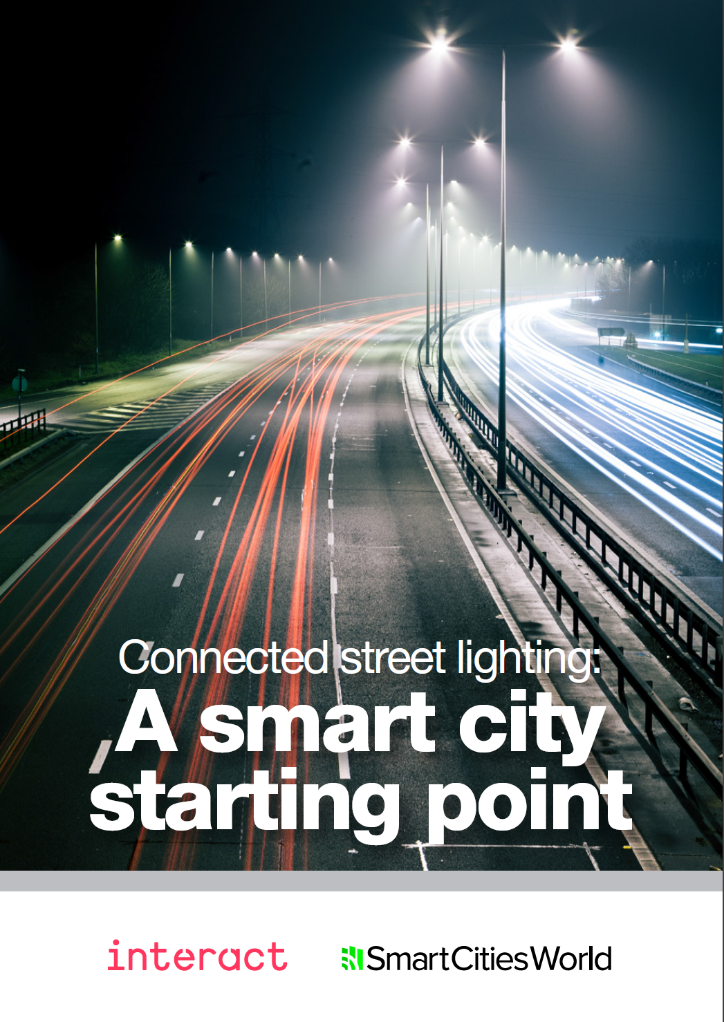 Connected Street Lighting: A smart city starting point