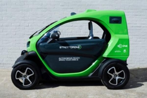 "Bestmile partners with ""Android of the autonomous vehicle world"""