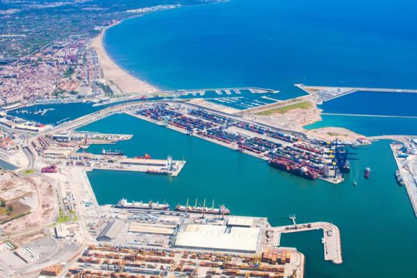Port of Valencia pilots IoT