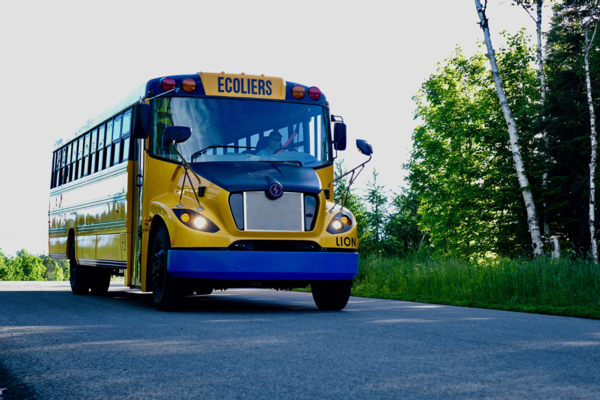 Quebec welcomes more electric school buses