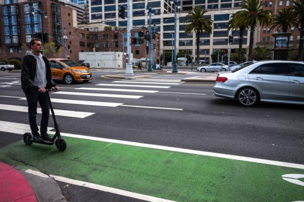 Major US cities partner for micro-mobility pilot