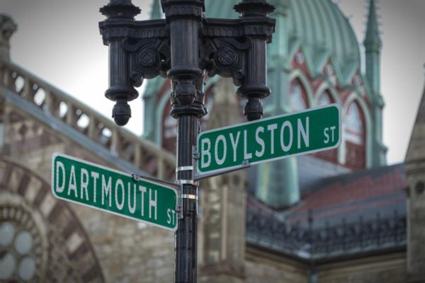 Boston pilots dedicated ride-sharing zone