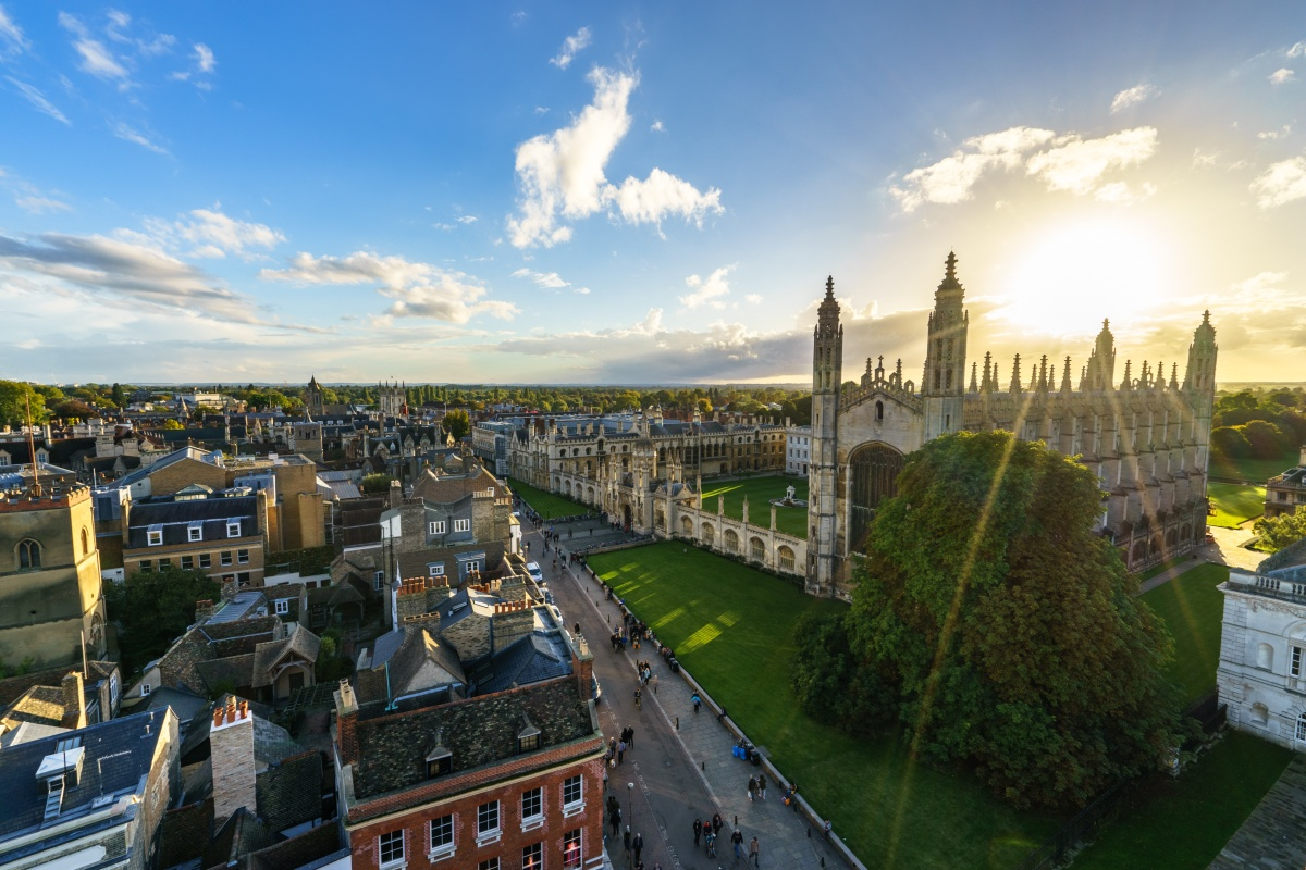 The city of Cambridge wants to help provide alternatives to cars to improve journeys