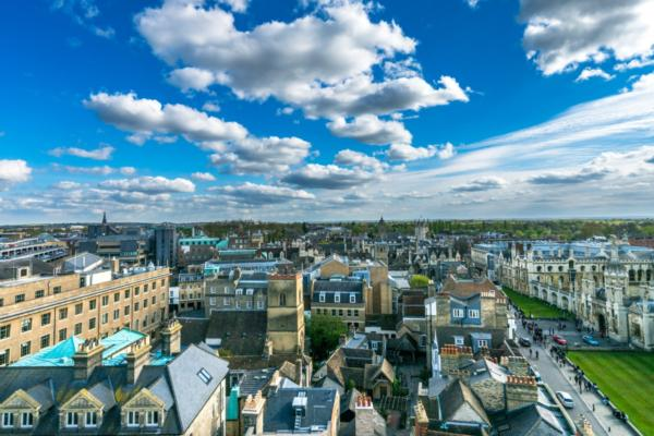 Smart Cambridge signs up to GeoSpock cloud