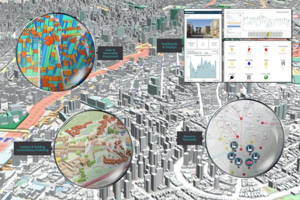 Digital twin technology aims to put sustainability at the heart of smart cities