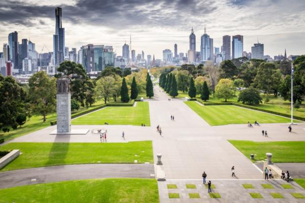 Collaboration to support Sustainable Development Goals for Melbourne