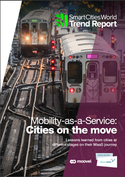 Trend Report 2019: Mobility as a Service - Cities on the move