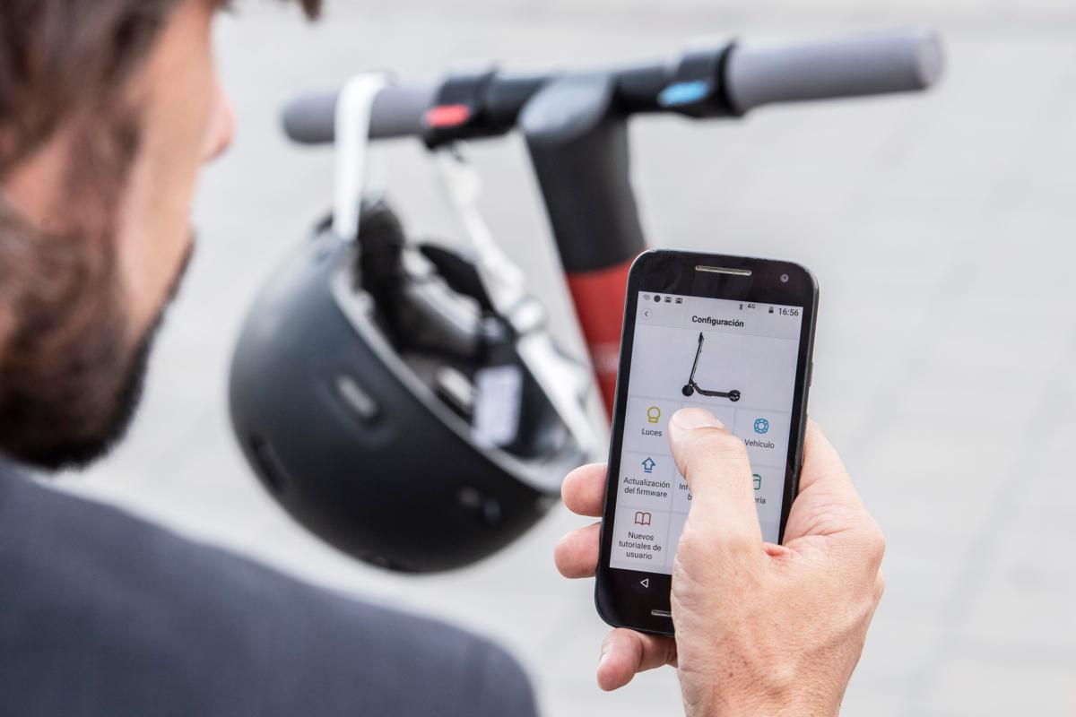 App is at the proof-of-concept stage but seeks to transform travelling in cities