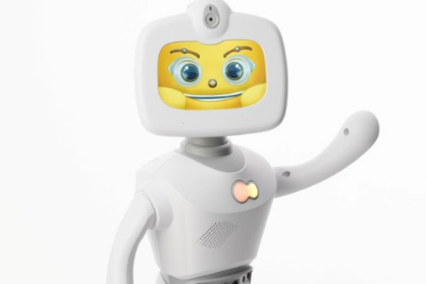 Robots equipped with facial and voice recognition at MWC19