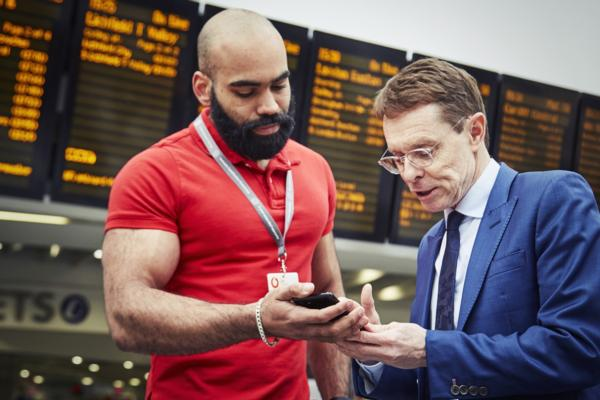 Birmingham New Street becomes first UK station to trial 5G