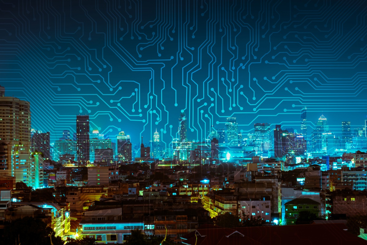 Less than a third of cities have an integrated and overarching smart city strategy