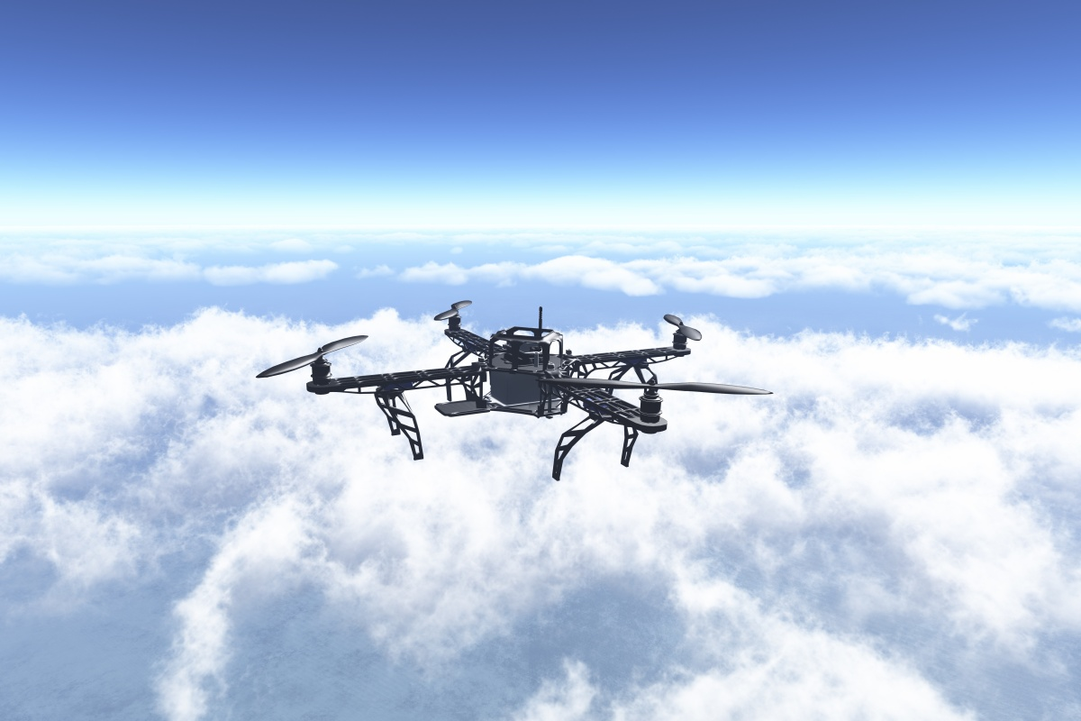 The civil UAV industry is witnessing rapid growth in China