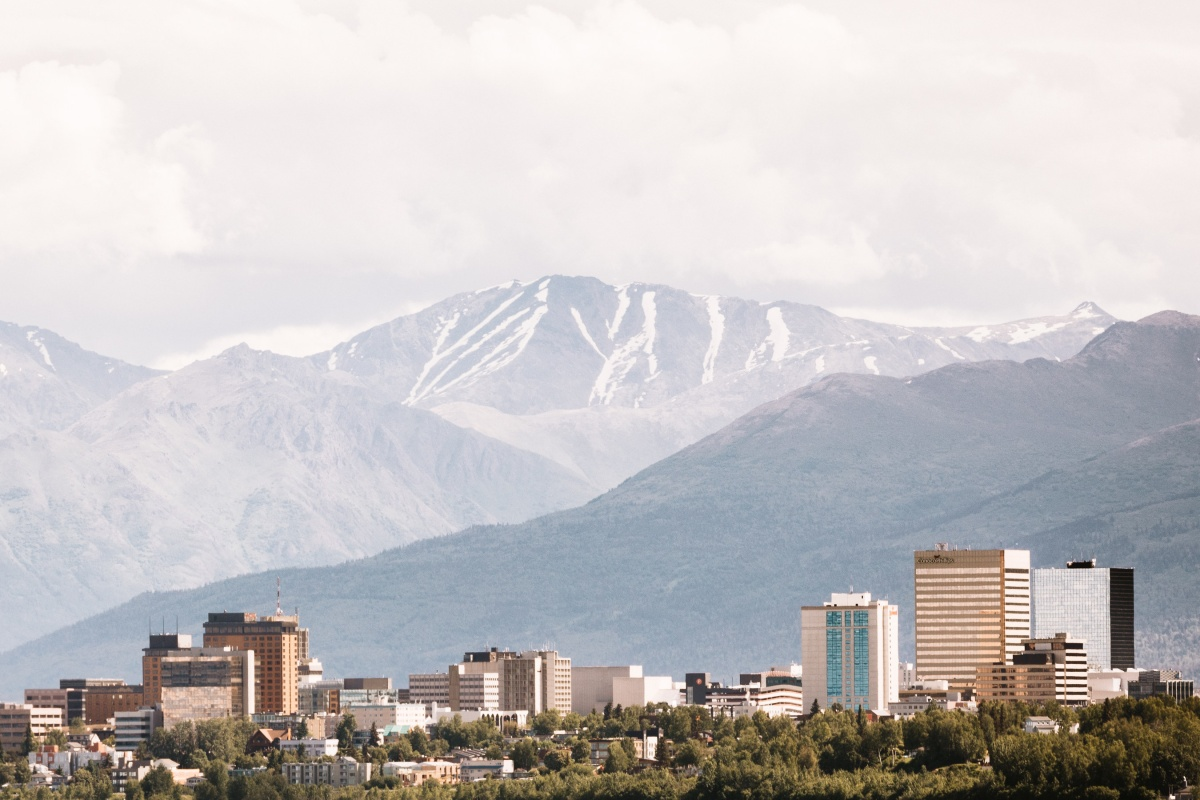 Anchorage is putting the foundations in place for the USA's northernmost smart city