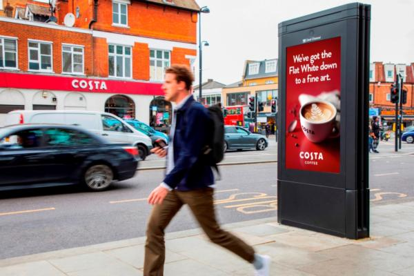 Clear Channel to deliver street furniture to three UK councils
