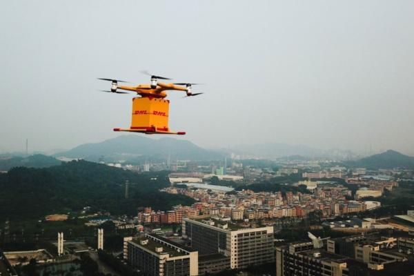 DHL launches its first regular urban drone delivery service