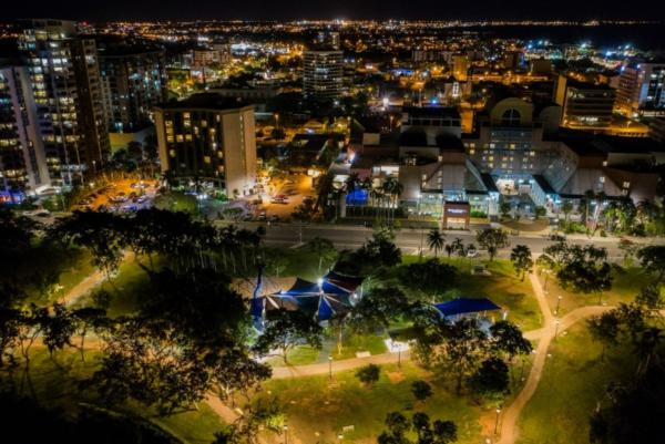 Darwin completes Australia's largest smart city project