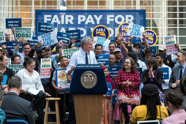 New York City extends for-hire-vehicle licence cap