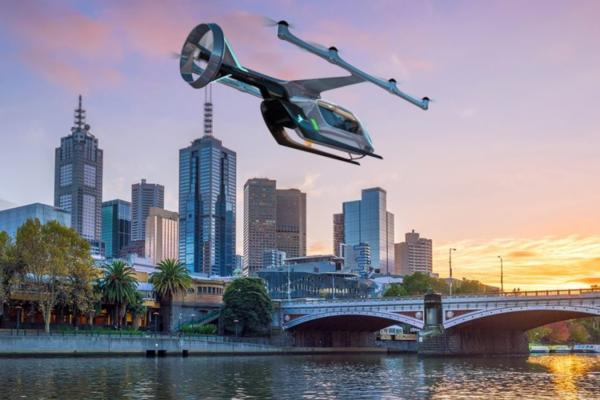 Melbourne chosen as next pilot city for Uber Air