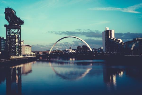 Glasgow bids to become UK's first net zero city