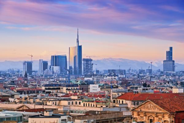 Plan zero: Milan prepares for the post-pandemic 'new normal'