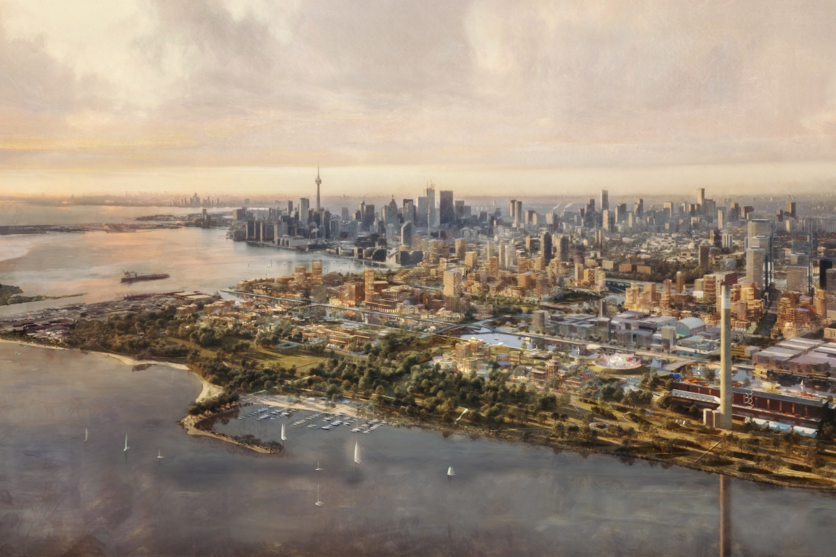 How Sidewalk Labs envisions the Toronto of tomorrow with the Quayside project
