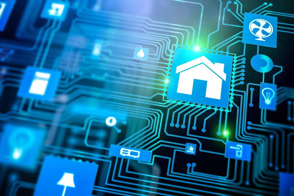 IoT technology can help to make homes safer and more comfortable for residents