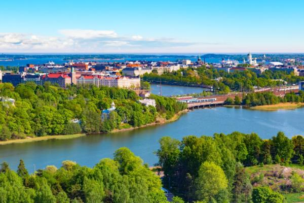 City of Helsinki reforms its digital foundation