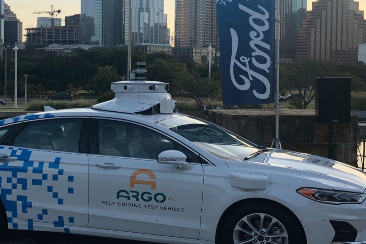 Ford believes self-driving vehicles can be a part of the solution to Austin's future mobility needs