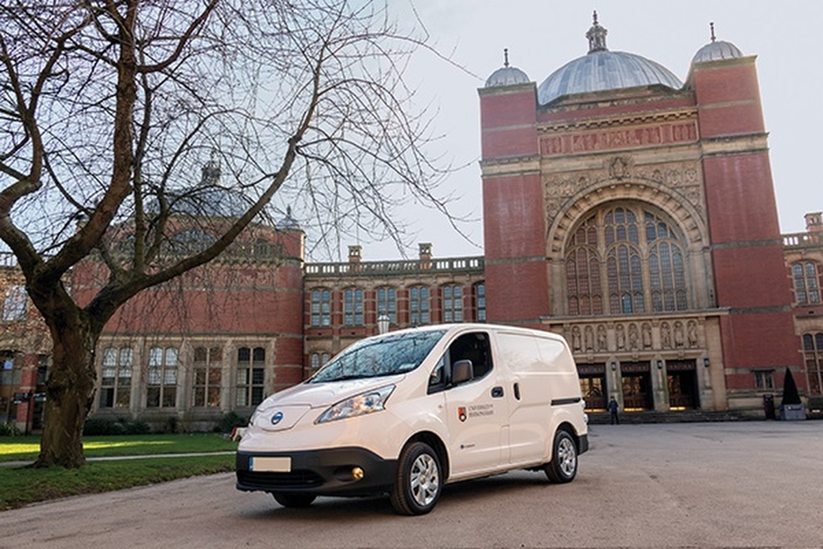 The university needed a solution to ensure electric vehicles could be heard by students