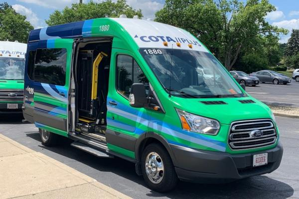 App-based ride service launches for Columbus community