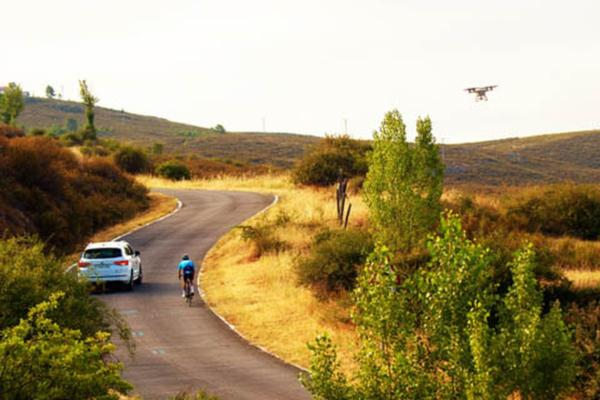 Telco and carmaker join forces to make Spain's roads safer for cyclists