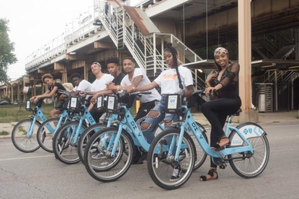 Chicago involves citizens in future bike-share plans
