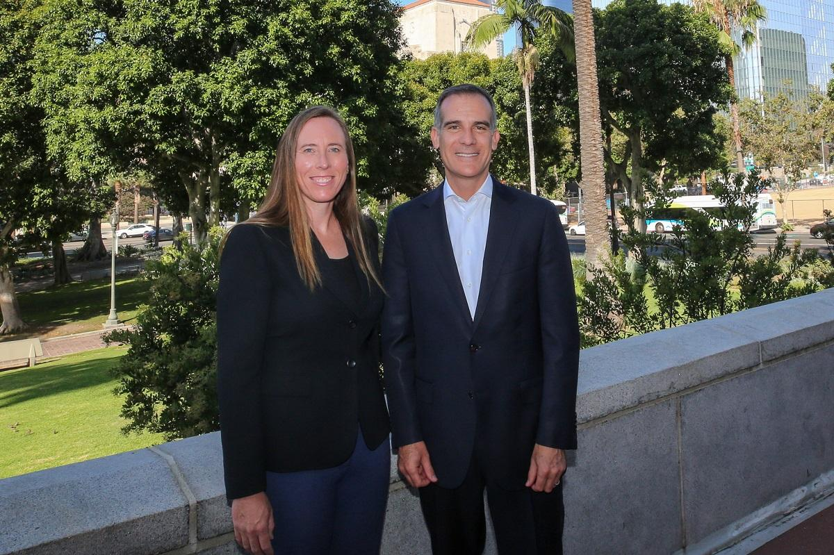 LA appoints its first City Forest Officer