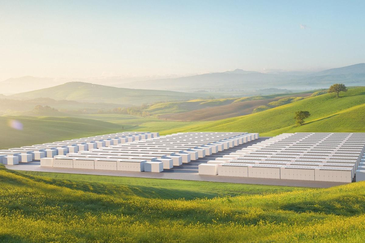 Tesla claims it can deploy an emissions-free 250 MW, 1 GWh power plant in less than three months