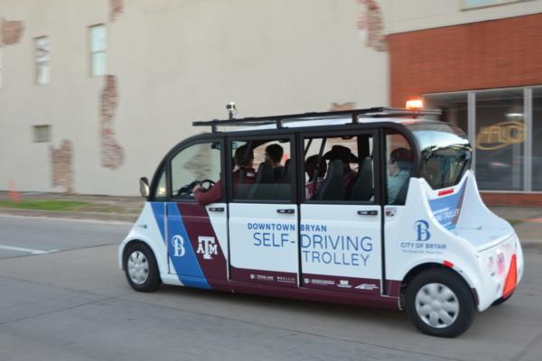 Texas A&M University signs up for remote control of autonomous shuttles
