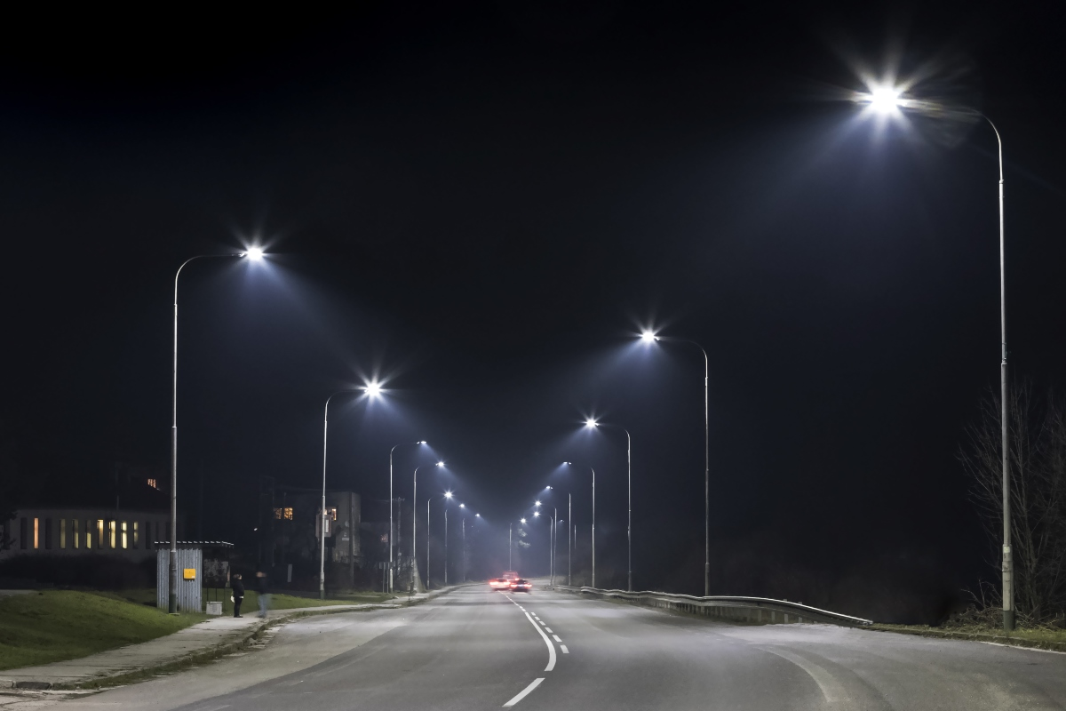 Urban IQ uses an open solution to connect sensors using smart streetlight infrastructure.