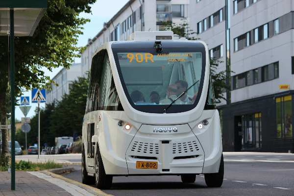 Passengers felt the robot bus could become part of their daily commuting journey