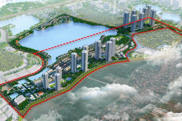 Work begins on Hanoi's $4.2 billion smart city