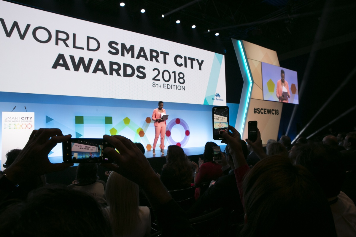 Smart cities from around the world will be celebrated at Expo