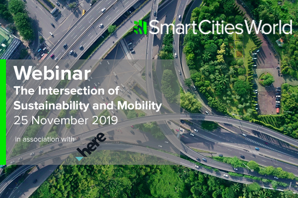 OnDemand WEBINAR: The intersection of sustainability and mobility