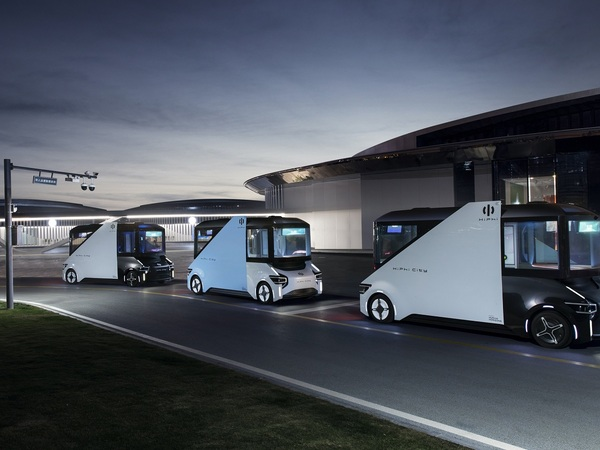 Shanghai 5G demonstrator integrates smart roads, autonomous buses and city systems