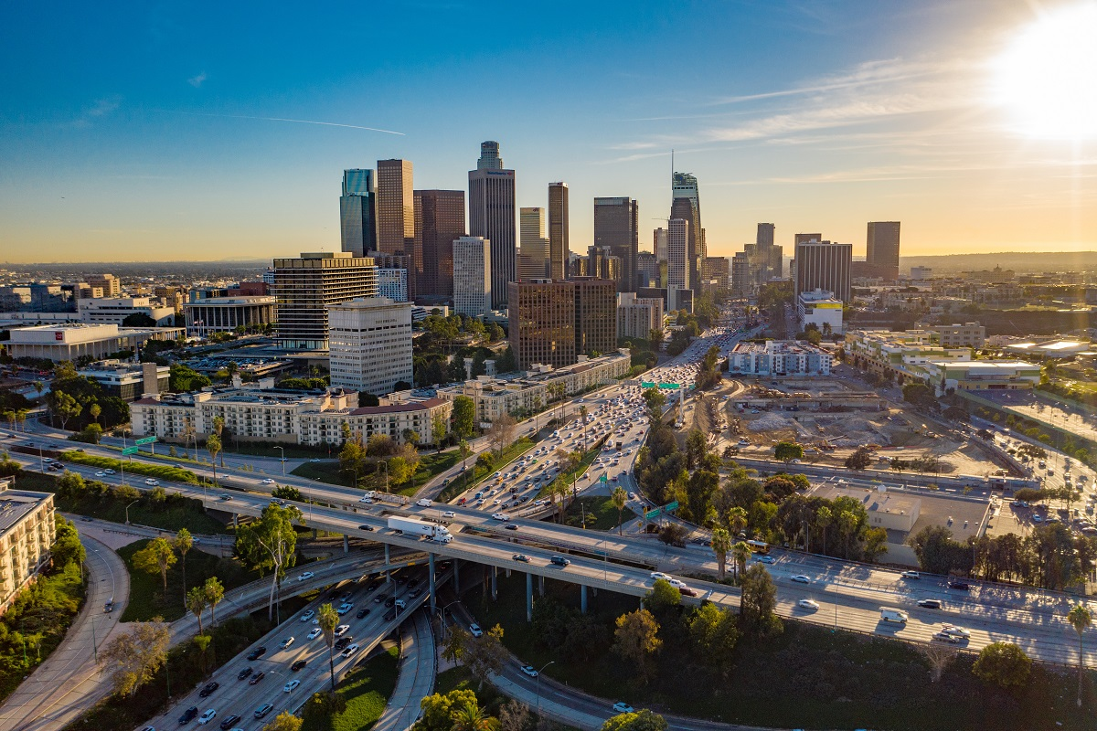 LA's agenda aims to make the city a global model for creating a more sustainable planet