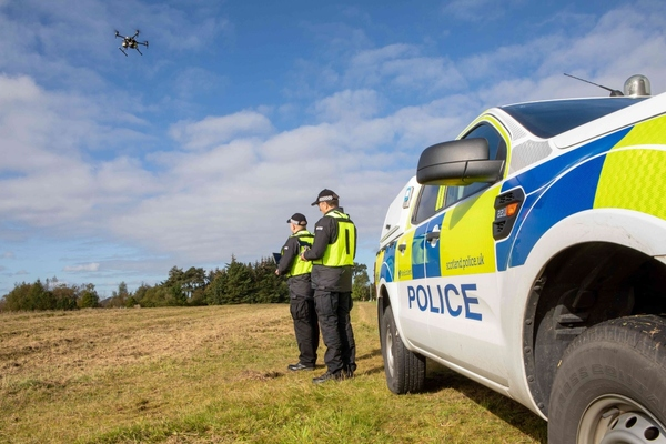 Police to use drones to help find missing people