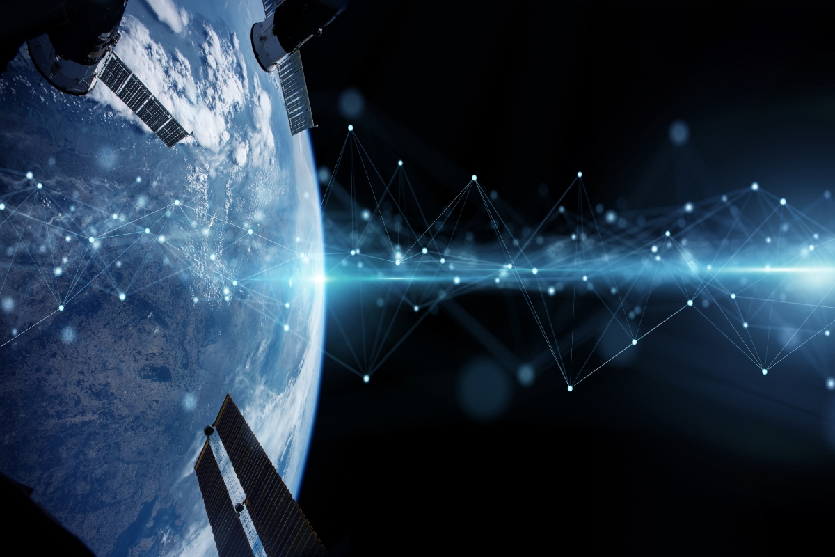Satellite constellations will offer high-speed internet access from orbit