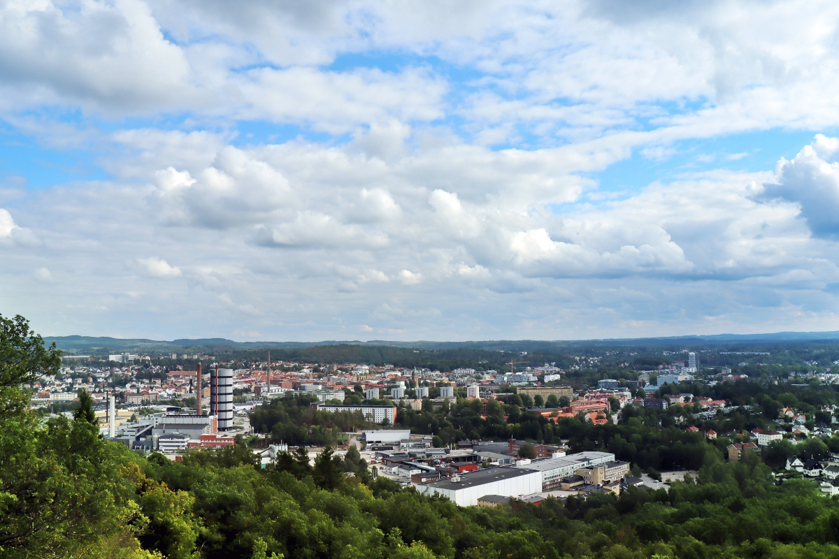 The Borås roll-out will help to lay the foundations for future smart city roll-outs