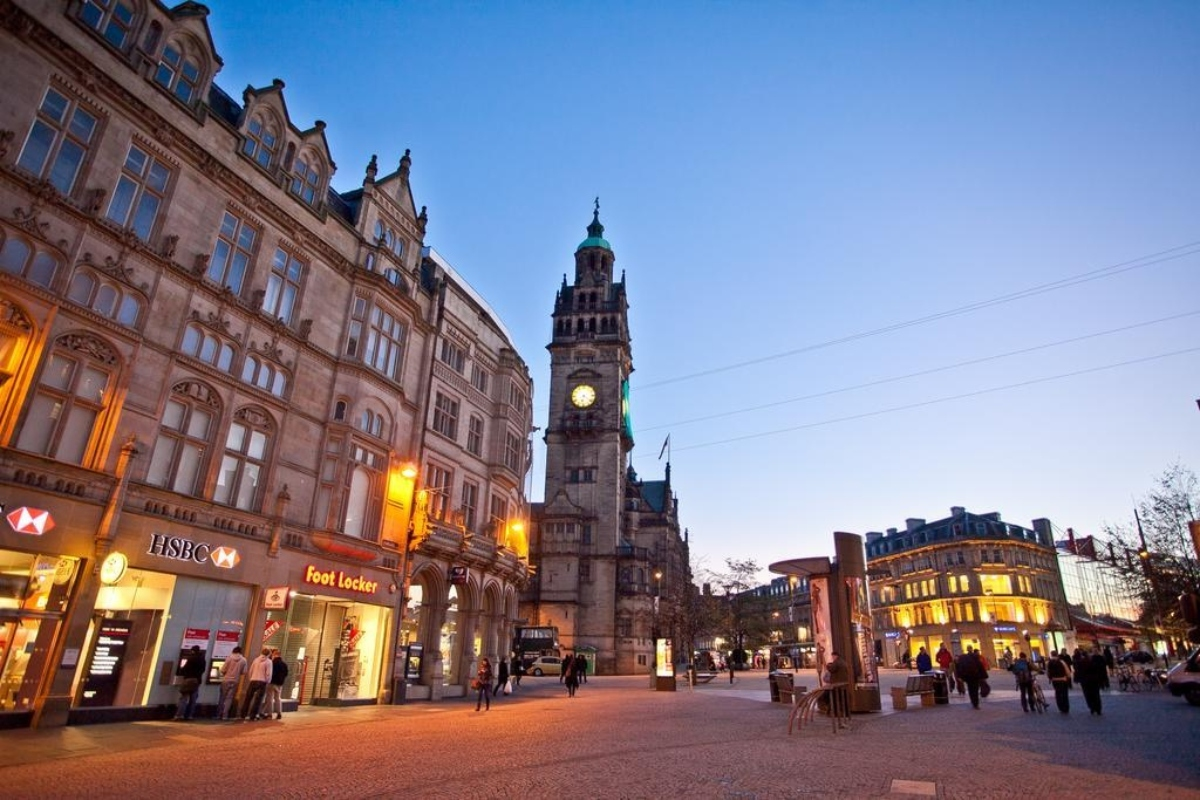 Sheffield's smart city project should be live this Spring