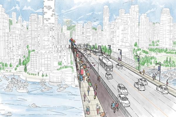 Vancouver engages public in connecting bridge project