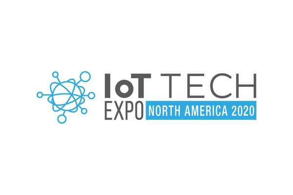 IoT Tech Expo North America 2020 - Santa Clara Convention Center, CA