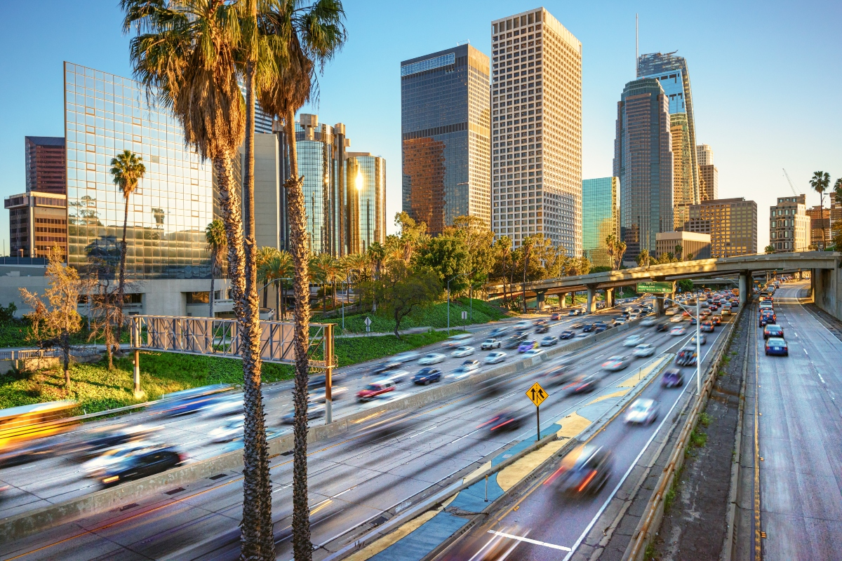 Los Angeles will work with London on critical transportation issues
