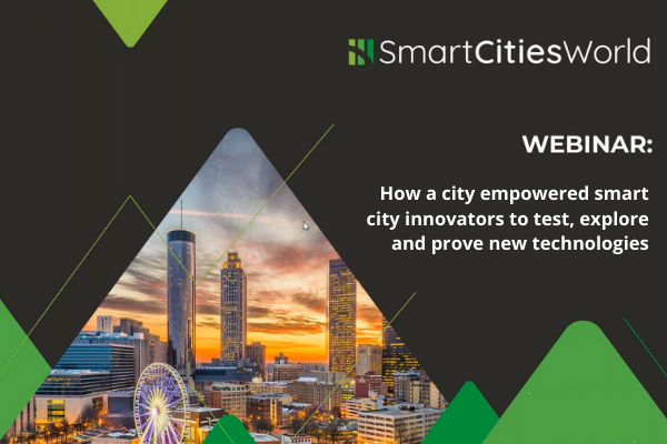 WEBINAR: How Peachtree Corners (USA) empowers smart city innovators